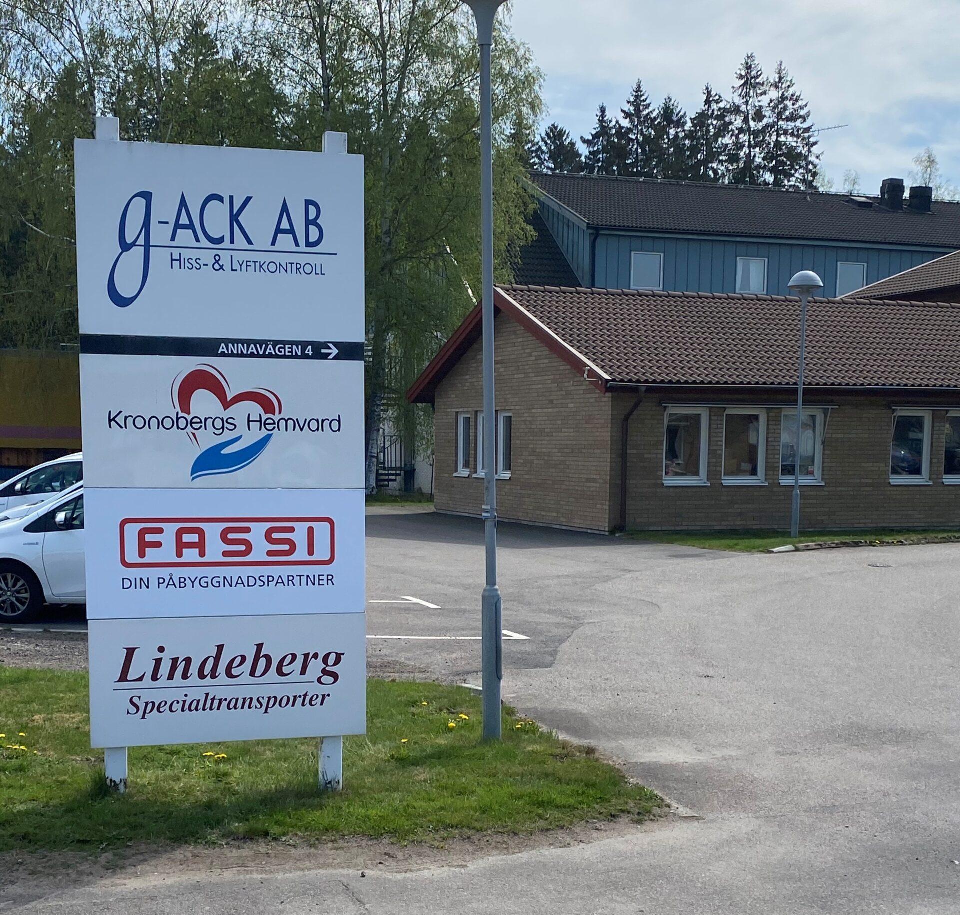 fassi kontor göteborg